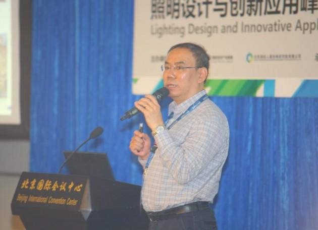 天津大学建筑规划设计研究院照明分院院长王立雄