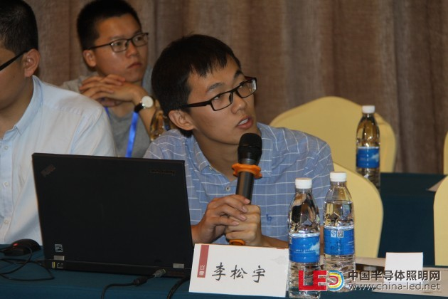 北京工业大学李松宇博士
