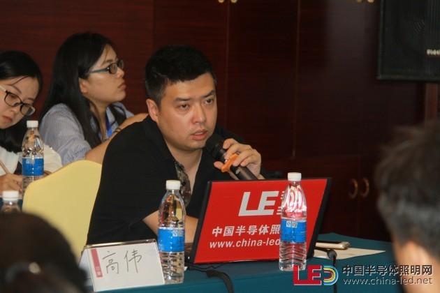 中国标准化研究院视觉健康与安全防护实验室主任蔡建奇
