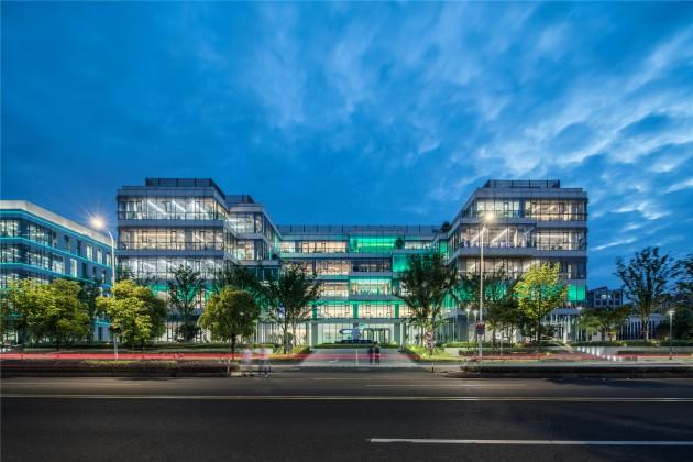 【新闻图片】飞利浦照明大中华区总部新楼开幕,宣布公司全新中文名昕诺飞