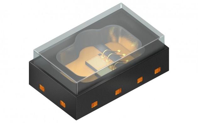 欧司朗光电半导体在最新 Bidos 系列产品中推出其首款 VCSEL,将 LED 和激光器的突出技术优势完美结合