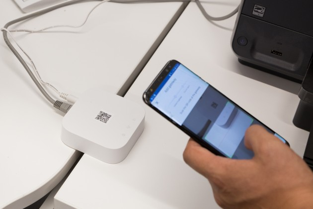 【新闻图片】轻触手机APP,实现照明智能化升级,营造舒适工作氛围01
