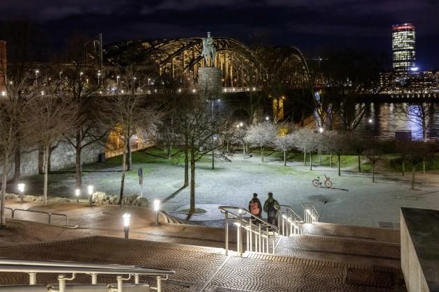 【新闻图片】昕诺飞互联照明系统走进科隆,助力打造德国首个智慧城市_2