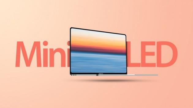 苹果将发布全新MacBook Pro,或将配备120Hz刷新率的mini- LED屏幕显示屏